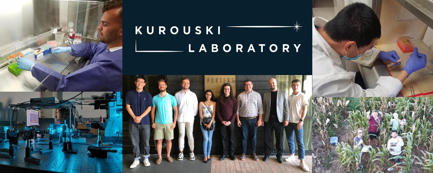 Kurouski Lab